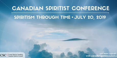 Canadian Spiritist Conference 2019 tickets