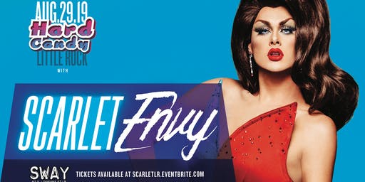 Hard Candy Little Rock with Scarlet Envy