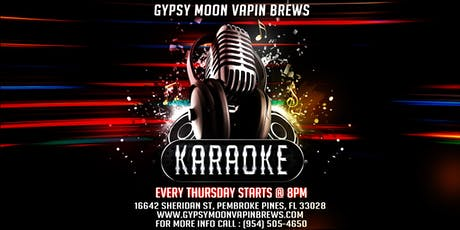 Karaoke Thursday tickets