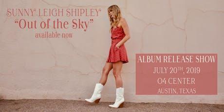Sunny Leigh Shipley Album Release Show tickets