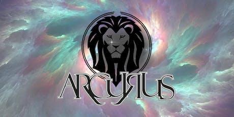 Arcurus w/ Justin Wilkie & Stickman tickets