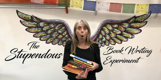 The Stupendous Book Writing Experiment (Melbourne)