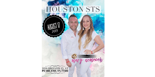 Houston Success Training Seminar (STS) August 2019