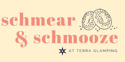 Schmear & Schmooze