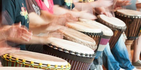 Drumming Workshop for Kids tickets