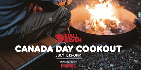 Canada Day Cookout tickets