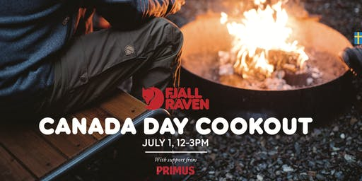 Canada Day Cookout
