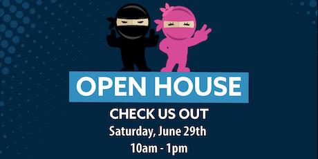 Litchfield Park Code Ninjas Open House tickets