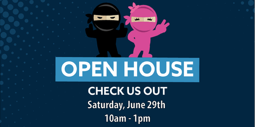 Litchfield Park Code Ninjas Open House