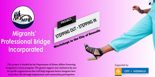 """Stepping Out - Stepping In"" Project - City of Gosnells"