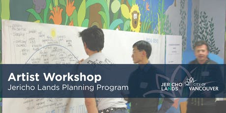 Artist Workshop - Jericho Lands Planning Program tickets
