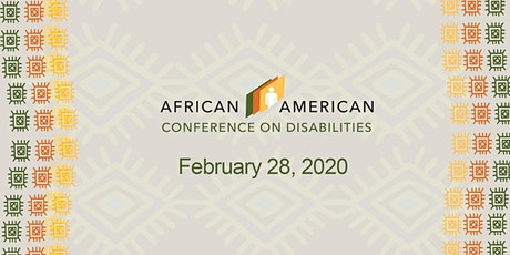Sponsors: 9th Annual African American Conference on Disabilities tickets