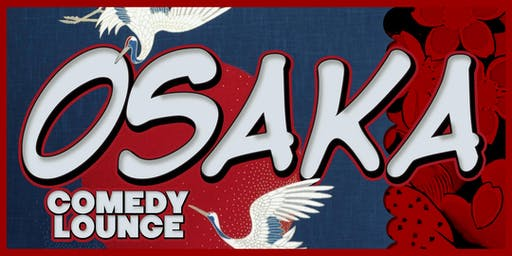 Comedy Party Presents: Osaka Comedy Lounge
