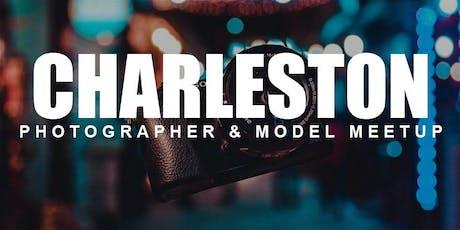 Charleston Photographer & Model  evening meetup tickets