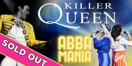 Killer Queen & ABBA Mania   Upton Country Park (Poole) tickets