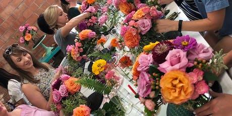 7/27 Florals & Flourishes tickets