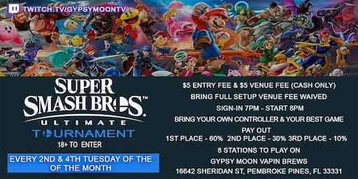 Bi-Weekly Super Smash Bros Ultimate tournament
