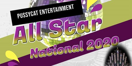 All Star National 2020 National Pageant tickets