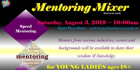 enLife Mentoring Mixer 2019 tickets