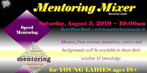 enLife Mentoring Mixer 2019