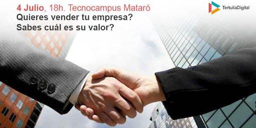¿Quieres vender tu empresa? - ¿Sabes cuál es su valor?