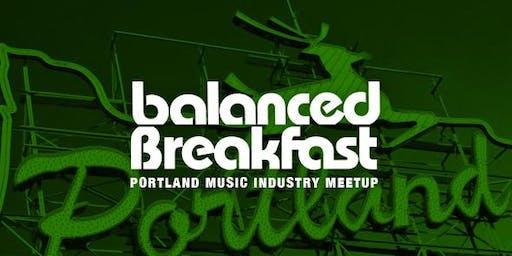 BB: Portland Music Industry Brunch July 20th