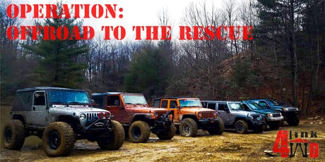 Operation: Offroad to the Rescue - Second Annual tickets