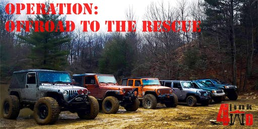 Operation: Offroad to the Rescue - Second Annual