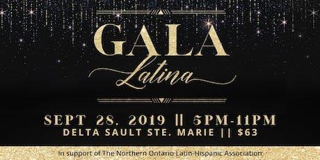Gala Latina Sault Ste. Marie 2019 tickets