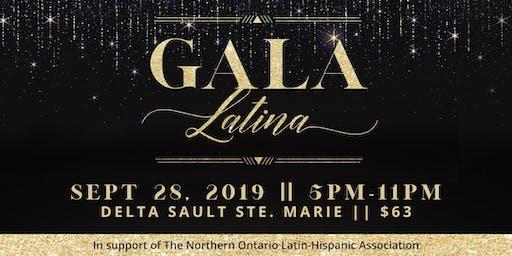 Gala Latina Sault Ste. Marie 2019