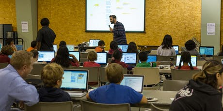 Fremont CoderDojo August 2019 tickets