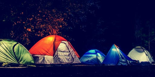 Mothers & Sons Camping Trip