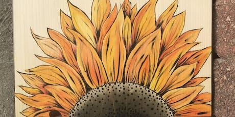 Copy of SPiTTIN' Sunflowers  tickets