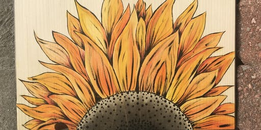Copy of SPiTTIN' Sunflowers