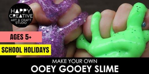 Ooey Gooey Slime (Ages 5+)