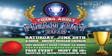 Young Adult Field Day tickets