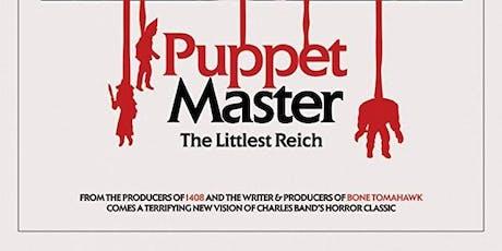PUPPET MASTER: THE LITTLEST REICH tickets