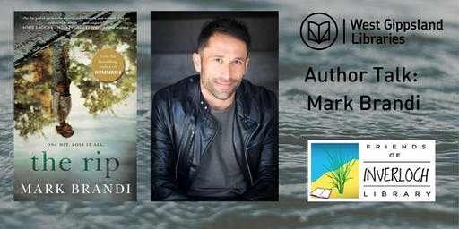 Friends of Inverloch Library present Mark Brandi Author Talk