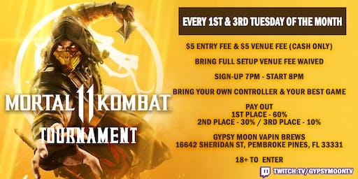 Bi-Weekly Mortal Kombat 11 Tournament
