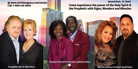 Holy Spirit and Prophetic Encounter Revival Weekend tickets