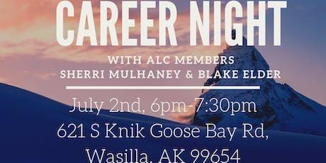 Wasilla Career Night tickets
