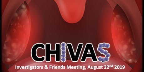 Controlled Human Infection for Vaccination Against Streptococcus pyogenes (CHIVAS) Investigators & Friends meeting tickets