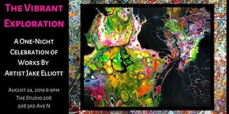 The Vibrant Exploration: A One-night Celebration of Works by Jake Elliott tickets