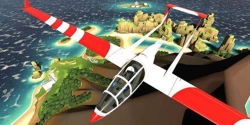 Eastgardens Library - School Holiday Activity - VR Flight Simulator- Session 2 (9-14 year-olds)