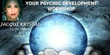 Townsville - Psychic Development Workshop with Jacqui Krystal  tickets