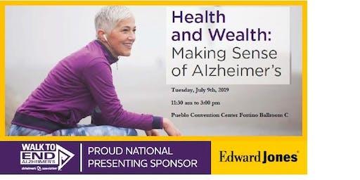 Health & Wealth Community Event
