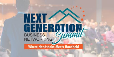 Next-Generation Business Networking Summit tickets