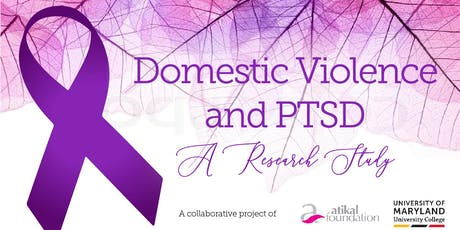 Focus Group on Domestic Violence, PTSD, and Community Involvement   tickets