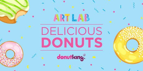 Delicious Donuts Kids Workshop tickets