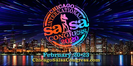 2020 Chicago International Salsa Congress tickets